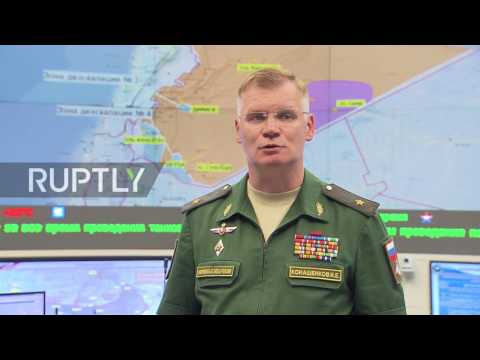 Russia: Third de-escalation zone established in northern Homs – MoD