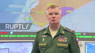 Russia  Third de escalation zone established in northern Homs – MoD