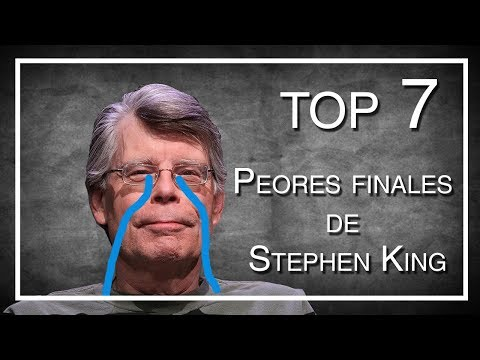 top-7-peores-finales-stephen-king-#top7-#stephenking-#booktubredelterror