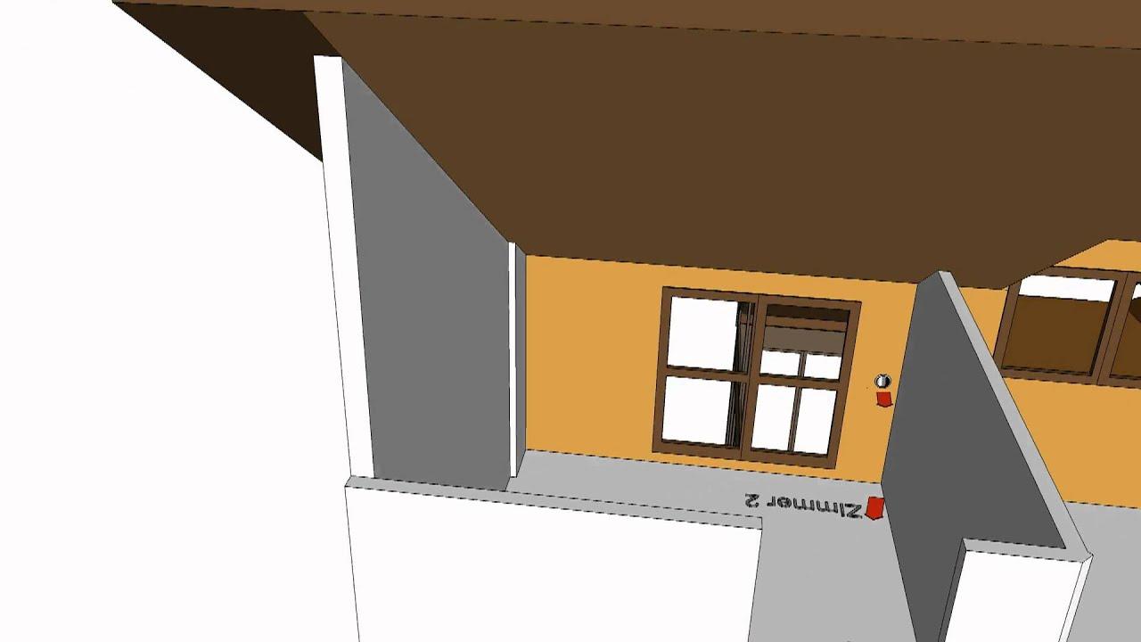 kalte w nde innen isolieren modernes haus. Black Bedroom Furniture Sets. Home Design Ideas