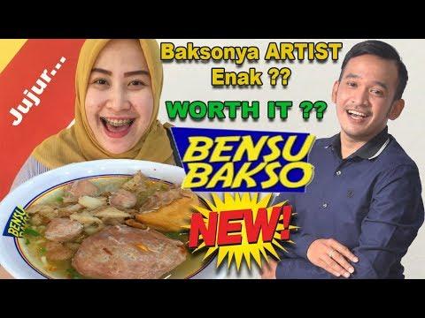 REVIEW JUJUR !! Bensu Bakso warung baksonya Ruben Onsu Mp3