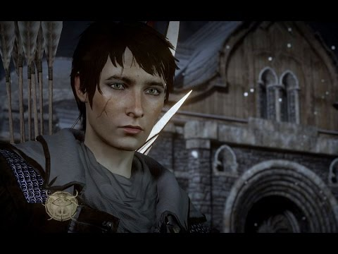 Dragon Age: Inquisition - In Your Heart Shall Burn [Templar Side]