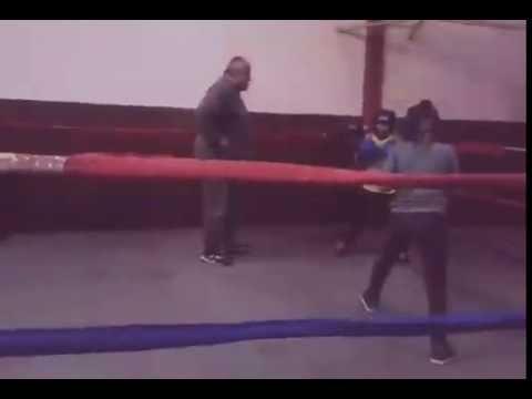 El boxeo y el amor