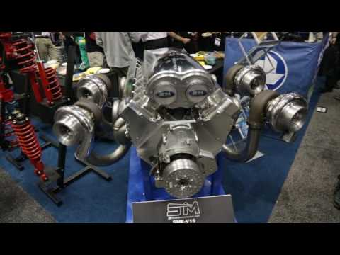 All the Engines at PRI feat. Tina Pierce & Steve Morris