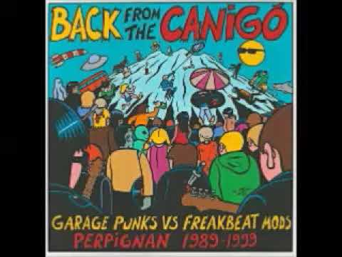 Various – Back From The Canigó: Garage Punks Vs Freakbeat Mods Perpignan 1989-1999 French Music LP