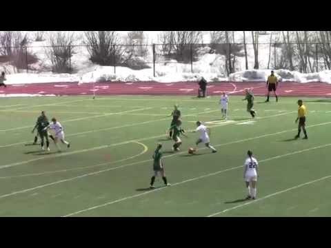 Steamboat Springs High School Girls Soccer vs Delta - Highlights - April 5th, 2014