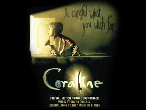 "Coraline Soundtrack ""End Credits"""
