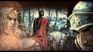 bande annonce de l'album Les Aigles de Rome - Livre IV