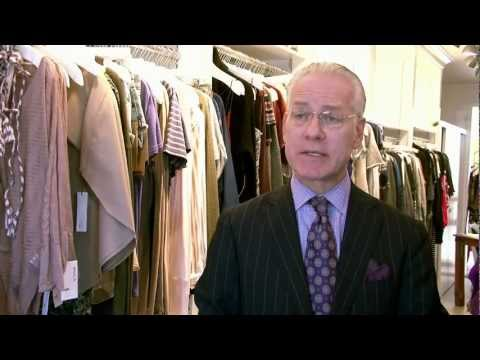 ABC The Revolution: Tim Gunn shops with Alexis