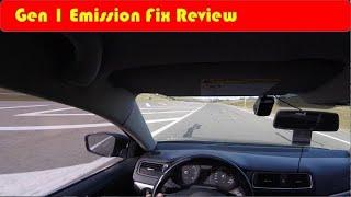 VW Tdi Gen 1 Emissions Fix Review