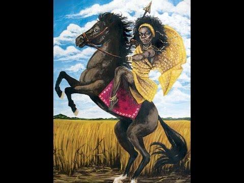 10 African Women Warrior Defenders of African People