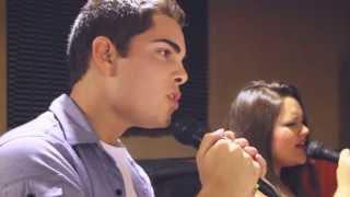 Give Your Heart a Break - Glee Cover (By Susan Prieto & Álvaro Rodríguez)