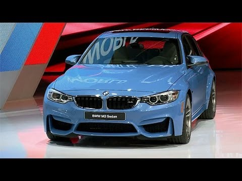 bmw 2er coupe premiere auf der naias 2014 youtube. Black Bedroom Furniture Sets. Home Design Ideas