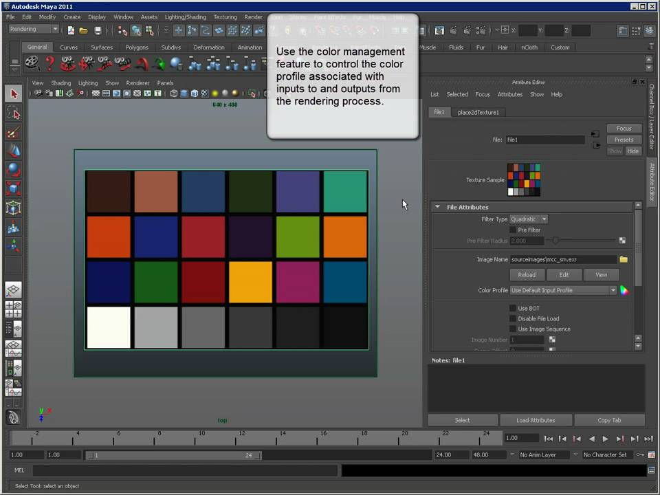 color profile controlling color profile using color management youtube