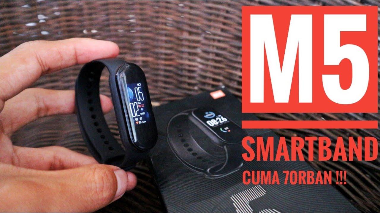 Review M5 Smartband