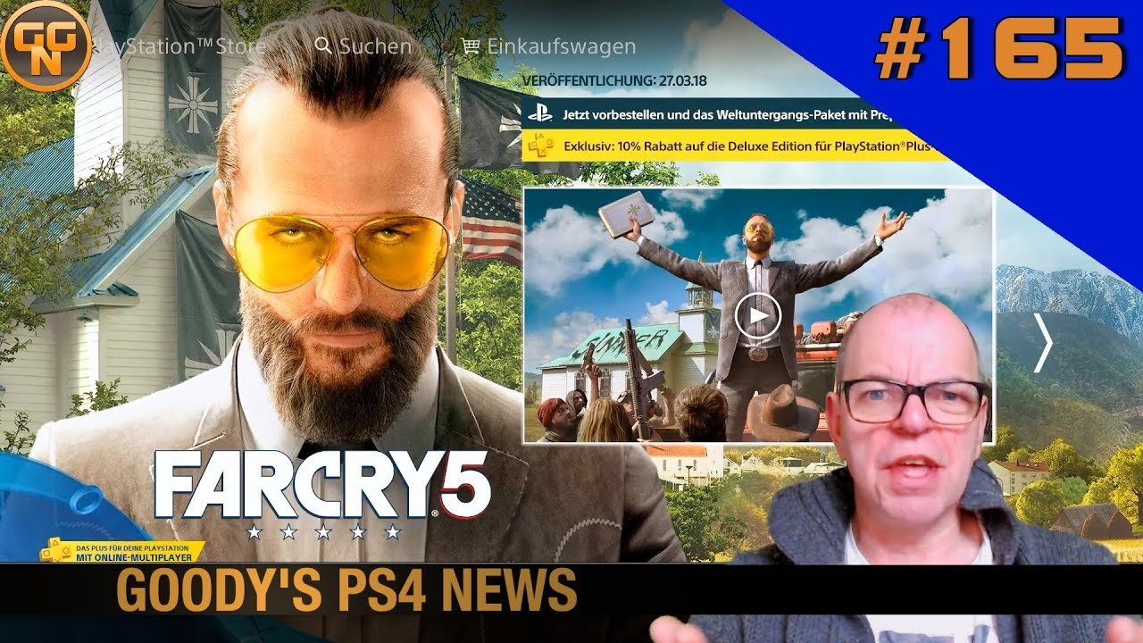 PS4 News #165 Far Cry 3 gratis, Red Dead Redemption 2 Neue Bilder ...