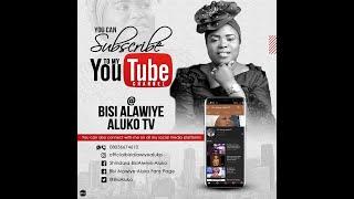 Bisi Alawiye Aluko - Emi mimo E se (Thank You, Holy Spirit)