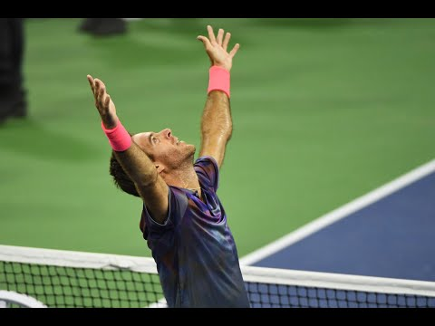 2017 US Open: Del Potro vs. Thiem Match Highlights