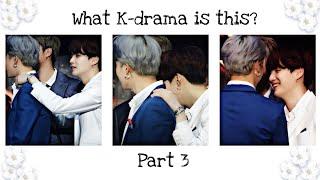 Yoonmin (Análise|Análisis|Analysis) PART 3; What K-drama is this? [PT/ESP/ENG]