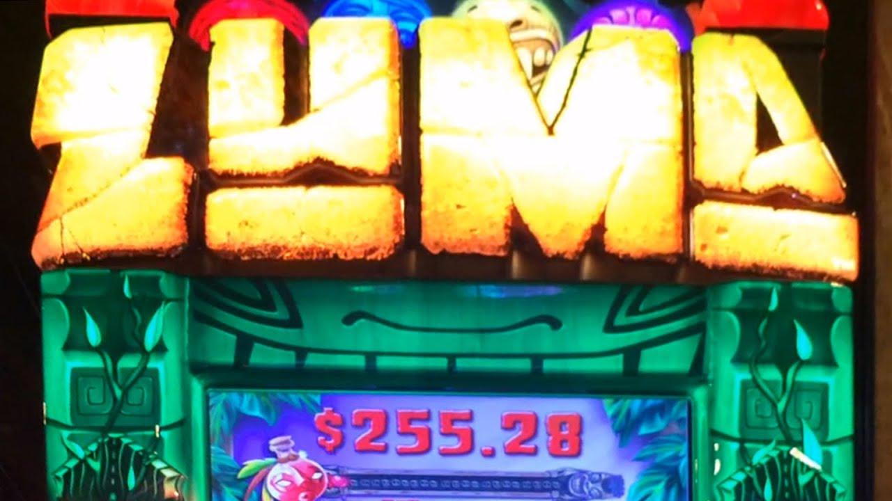 Zuma slot machine progressive