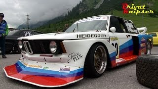 Best Cars u.a. BMW 320 Gruppe 5 Buschor 2.RRCV Arlberg Rennslalom 2013