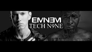 Eminem & Tech N9ne Uncensored: Music, Fame and Writing Process