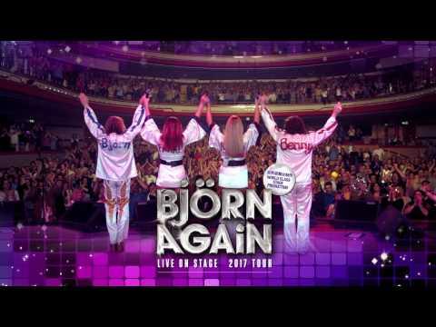 BJORN AGAIN - The world's No. 1 ABBA experience