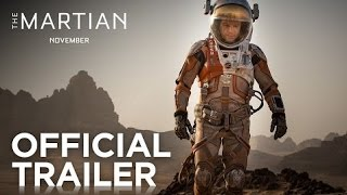 The Martian - International Official Trailer - 20th Century FOX HD