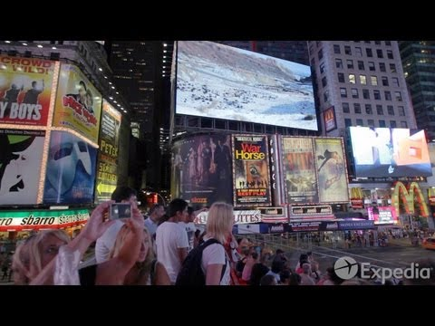 Times Square - City Video Guide