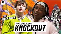 Jack Harlow & WNBA All-Star Erica Wheeler vs. Team HoH in KNOCKOUT!