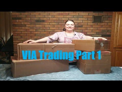 VIA Trading Liquidation Unboxing Video - Part 1 Makeup - NYX Cosmetics Box $322.00