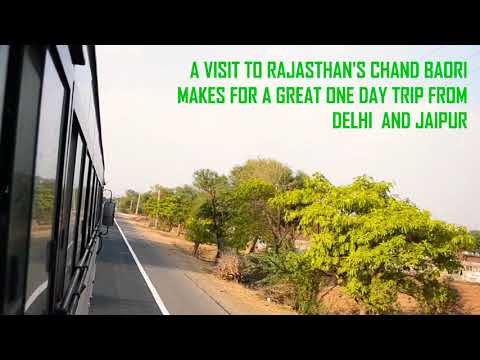 Travel my India: One Day Trip from Delhi to Chand Baori, Abhaneri, Dausa, Rajasthan