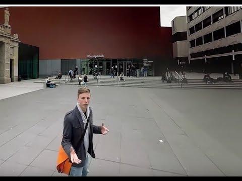 360°-Campustour der Universität Leipzig