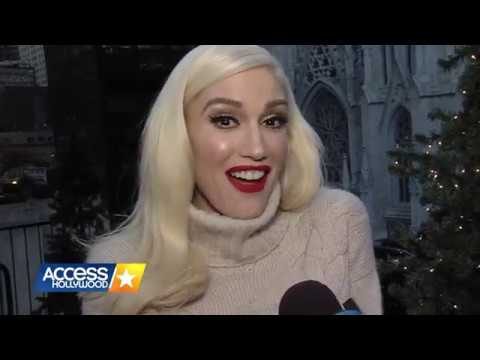 Gwen Stefani Says She's 'Really Proud' Of Blake Shelton For Being People's Sexiest Man Alive