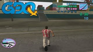 Grand Theft Auto: Vice City by KZ_FREW in 56:37 - GDQx2018