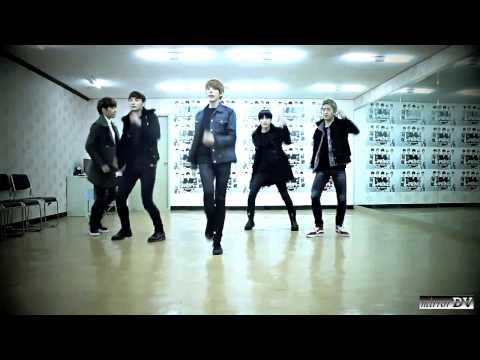 A-Prince - Hello (dance practice) mirrorDV
