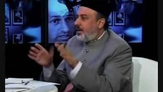 """الرد على فتاوى تكفير الأحمدية -3 برنامج """"بدون لف ودوران"""""""