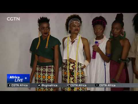 Showcasing African Fashion: Zimbabwean designer launches ethnic collection