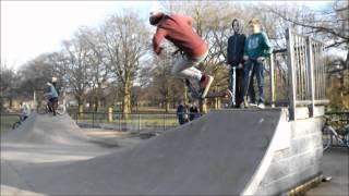 Connor thrip - winter chills