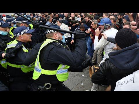 Протесты, карантин, паника. Что творят новые штаммы COVID-19 в мире