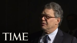 Senator Al Franken Delivers Apology After Being Accused Of Sexual Harassment | TIME