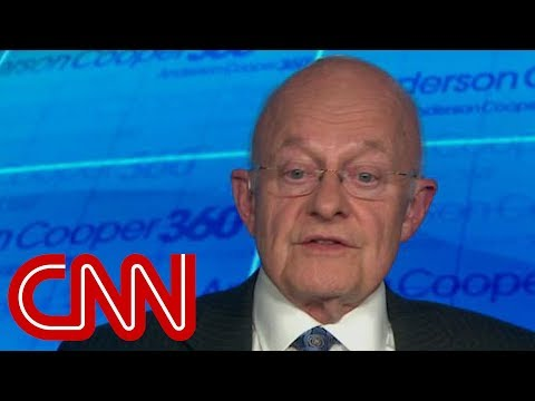 James Clapper reacts to call he should be investigated