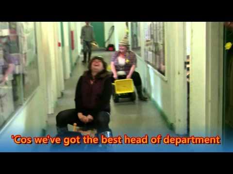 We've Got the Best Head of Department