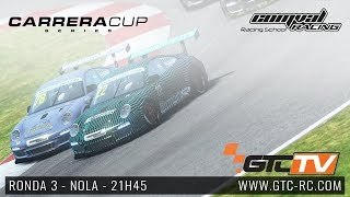Carrera Cup Series 2018 - Ronda 3 - Nola by GTC