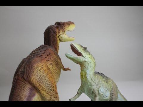 Toy Tengoku 24 - Model Dinosaur Rampage! Hlj.com