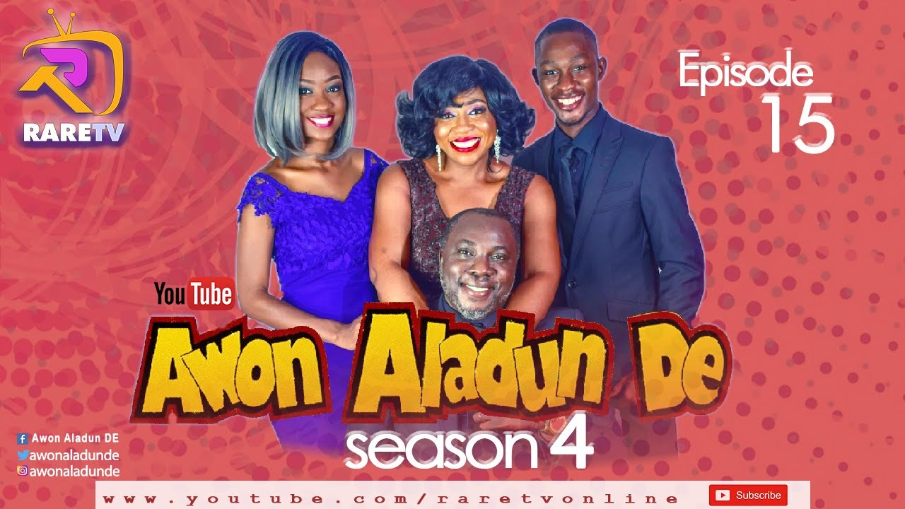 AWON ALADUN DE - SEASON 4 -EPISODE 15