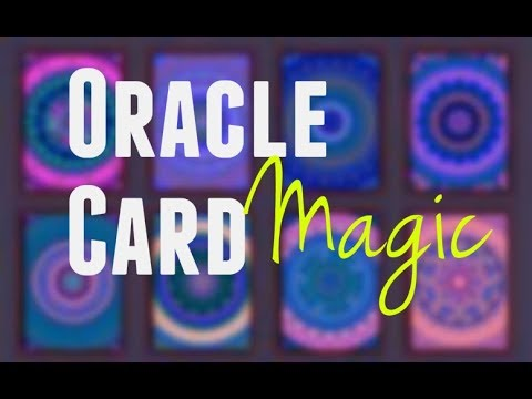 Using ANY Oracle Deck to Answer Yes/No & Multiple Choice Questions