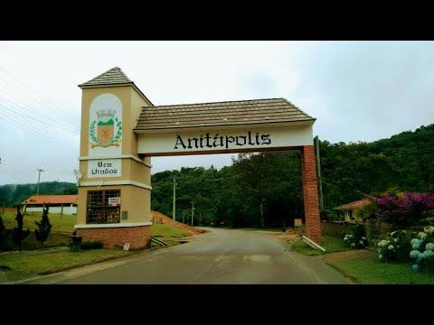 Anitápolis SC  Capital do Turismo Rural