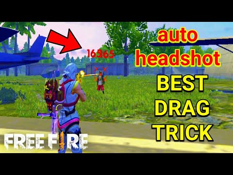 😲 AUTO HEADSHOT || TRICK BY NATIONAL GAMER || GARENA FREE FIRE ||