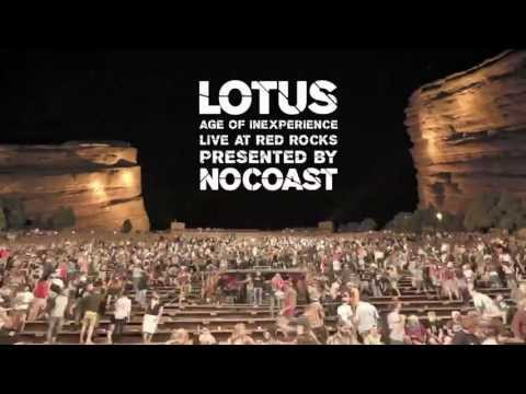 Lotus - Age of Inexperience - Live Red Rocks 9.8.12